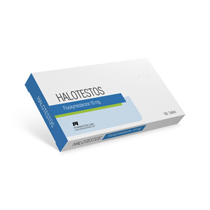 Buy Halotestos 10 online