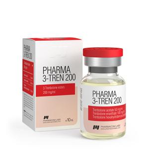 Buy Pharma 3 Tren 200 online