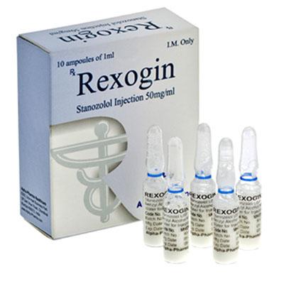 Buy online Rexogin legal steroid